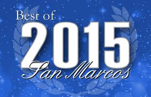 Pure Water Movement Receives 2015 Best of San Marcos Award